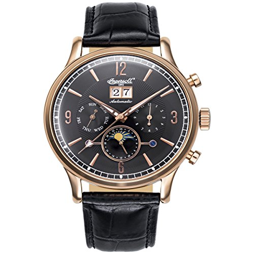 Ingersoll Reloj Analógico para Hombre de Automático con...
