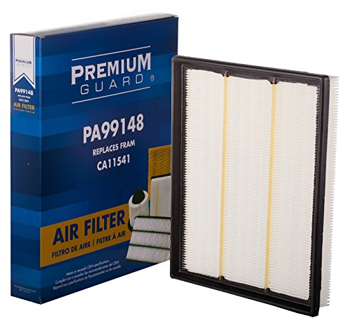 PG Air Filter PA99148 | Fits 2014-15 BMW 335i, 2013-15 335i xDrive, 2014-16 435i, 2015-16 435i Gran Coupe, 2014-16 435i xDrive, 2015-16 435i xDrive Gran Coupe, 2013-15 ActiveHybrid 3