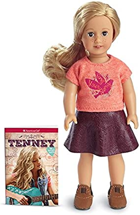Tenney Mini Doll and Book