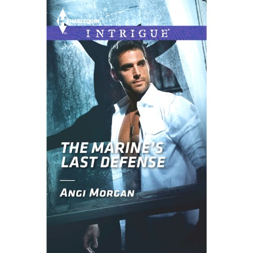 The Marine's Last Defense audiobook cover art