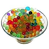 Trimming Shop 2500pcs Agua Bolas para Planta Jarrón Relleno,Decoración,Centros - Pack de 2500, Mix Colour