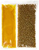 Snappy Snap-Paks, Yellow Popcorn Packs for 12 oz Popcorn Machine with Coconut Oil, 16 oz, 18 Count