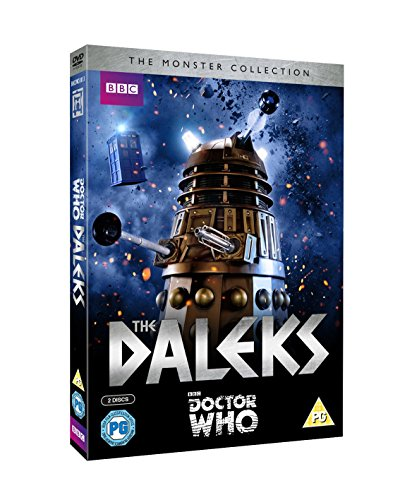 Doctor Who - The Monsters Collection: The Daleks (2 DVDs)