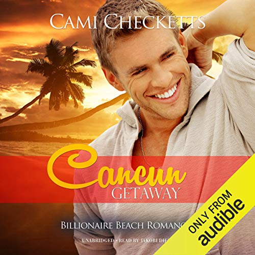 Cancun Getaway audiobook cover art