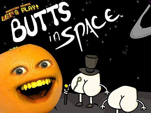 Clip: Butts in Space