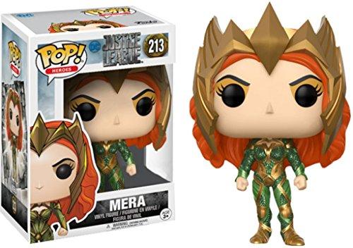 Figurine - Pop - Dc - Justice League - Mera Exc