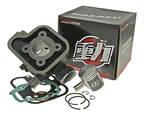 Zylinderkit 50ccm NARAKU für JetForce 50cc, Ludix 2, ROLLER