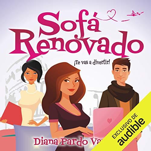 Diseño de la portada del título Sofá Renovado