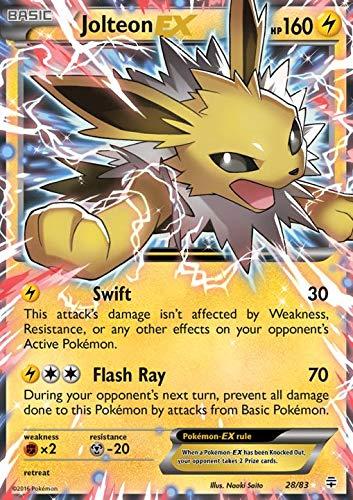 tarjetas pokemon de noivern fabricante Pokemon