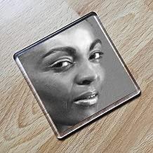 ADJOA ANDOH - Original Art Coaster #js002