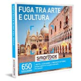 smartbox - Cofanetto Regalo Coppia - Fuga tra Arte...