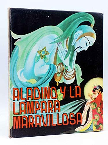 CUENTOS CLÁSICOS 5. Aladino Y La Lámpara Maravillosa. Toray. Aladino Y La Lámpara Maravillosa
