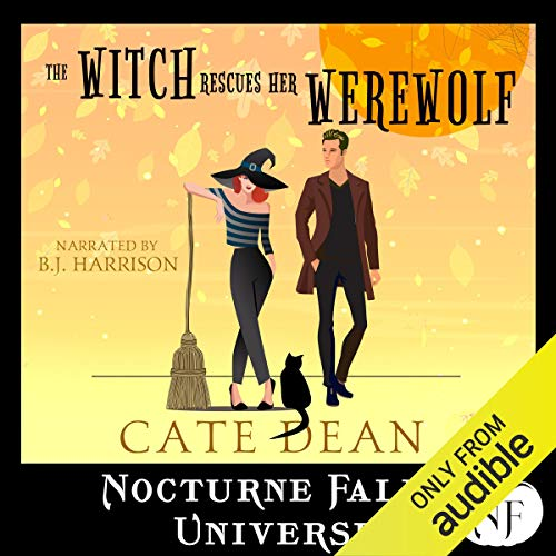The Witch Rescues Her Werewolf cover art