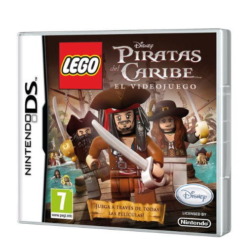 Nintendo Lego Pirates of the Caribbean: The Video Game