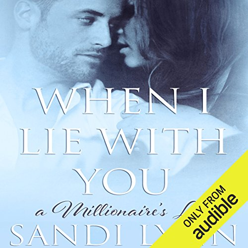 When I Lie with You audiobook cover art