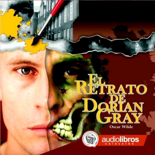 El Retrato de Dorian Gray [The Picture of Dorian Gray] Titelbild