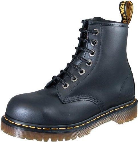 Dr. Martens - Mens Icon 7B10 Ssd 7 Eye Boot, Size: 11 D(M) US / 10 F(M) UK, Color: Black