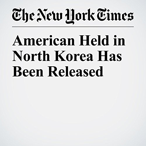 American Held in North Korea Has Been Released copertina