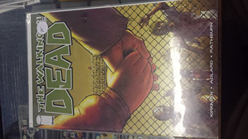 The Walking Dead #21 '1st Print'