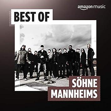 Best of Söhne Mannheims