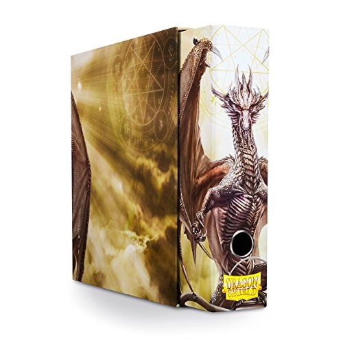 Arcane Tinman AT-33505 9 Pocket Shield-Slipcase Binder Art Draak-Wit Procul