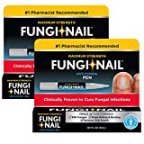 Fungi Nail Fungi-nail Pen applicator Anti-fungal Solution, 0.10 Ounce (Pack of 2)