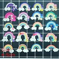10個2-3センチメートルミックスセットチャームペンダント手作り装飾ブレスレットネックレスイヤリングキーチェーンジュエリーメイキング