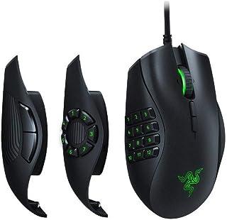 Razer Naga Trinity: True 16,000 5G Optical Sensor Gaming Mouse