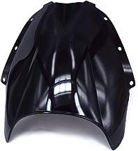 Fast Pro Protector de Parabrisas para Motocicleta, Color Negro, para Hyosung GT125 GT250R GT650 ATK GT250R GT650RUM V2S-250RUM GT Rum V2S-650R Kasinski 250R Mirage 650R