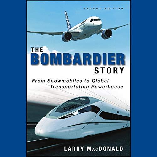 The Bombardier Story Titelbild