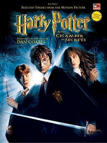 Harry Potter and the Chamber of Secrets: Selected Themes from the Motion Picture: Easy Piano Collection (incl. Poster)