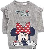 Disney Minnie Mouse Robe pour bébé fille - Gris - 6 mois