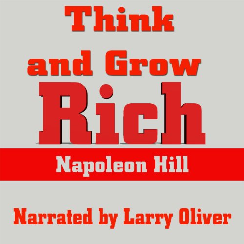 Think and Grow Rich [Audio Books by Mike Vendetti] audiobook cover art