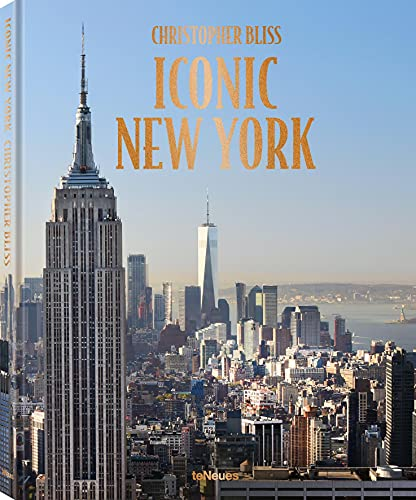 Iconic New York (Photography) (English, French and German Edition)
