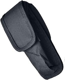 SunYard Black Nylon Holster Holder Case Belt Bag Pouch For Flashlight Torch to Store