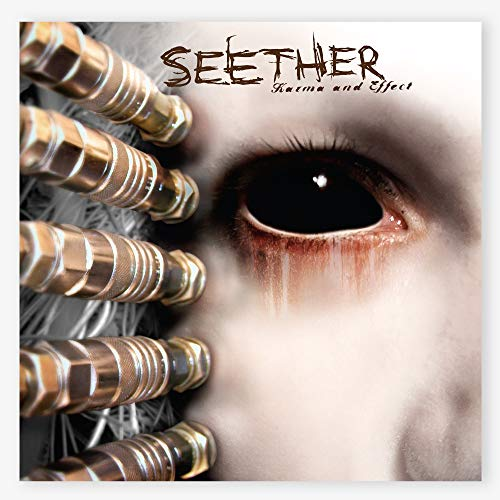 Album Art for Karma And Effect [2 LP] [Opaque Burgundy] by Seether