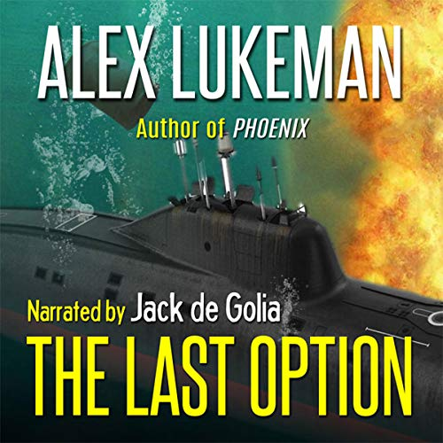 The Last Option audiobook cover art