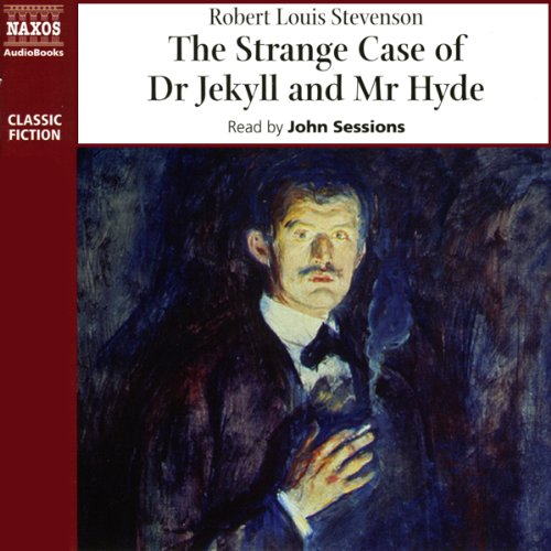 The Strange Case of Dr. Jekyll and Mr. Hyde audiobook cover art