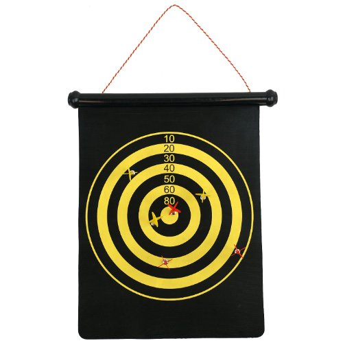 TG Magnetic Roll-up Dart Board and...