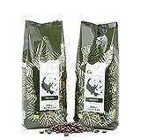 Café orgánico en grano Consuelo de comercio justo, 2 paquetes de 1 kg