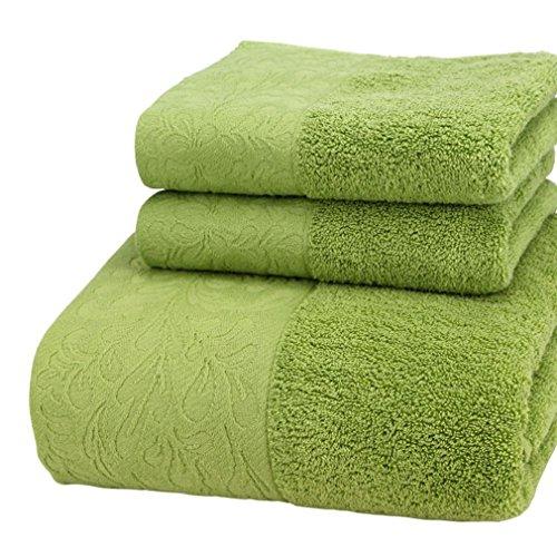 3piezas Juego toallas toalla baño toallas lujo