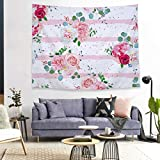N/ A Bohemian Abstract Animal Tapestry Room Bedroom Decorative Tapestry Personality Background Cloth (70 * 100cm Thick Flannel)