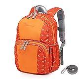 [page_title]-Mountaintop 5L Mini Backpack Kinder Rucksack Kindergartentasche mit Anti-verlorene für Mädchen Jungen, 24 x 14 x 31CM