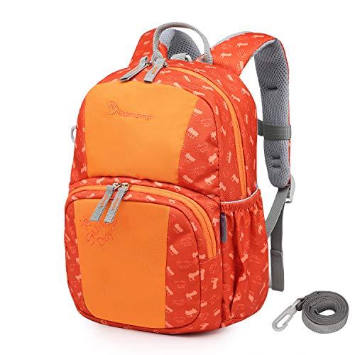 MOUNTAINTOP 5L Mini Backpack Kinder Rucksack Kindergartentasche mit Anti-verlorene für Mädchen Jungen, 24 x 14 x 31CM
