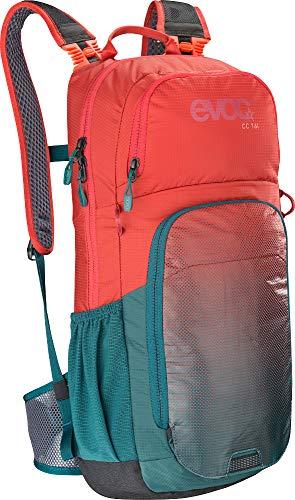 evoc CC 16l Trinkrucksack, Chili Red/Petrol, one Size