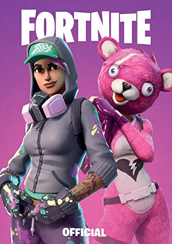 Fortnite (Official): Pocket Notebook - Purple (Official Fortnite Stationery)