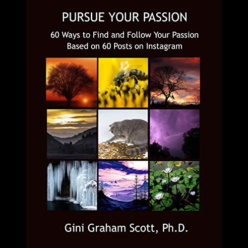 Pursue Your Passion: 60 Ways to Find and Follow Your Passion Titelbild
