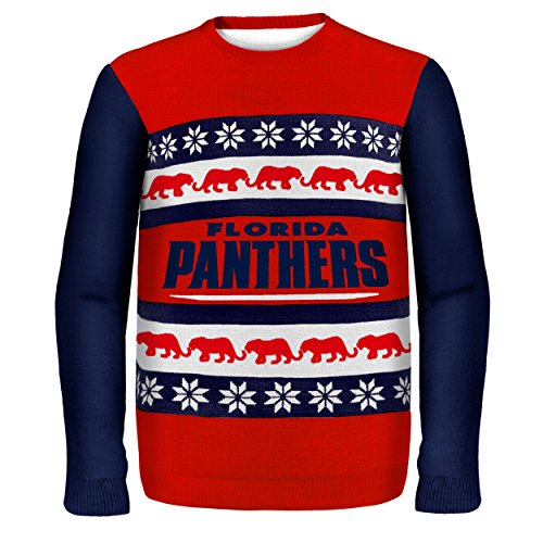 Tampa Bay Lightning One Too Many Ugly Sweater Large