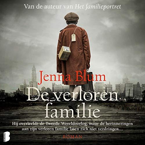 Page de couverture de De verloren familie