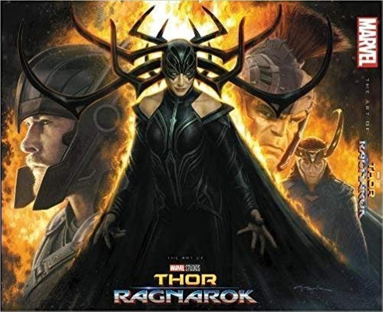 同僚リンス千Marvel's Thor: Ragnarok - The Art of the Movie (English Edition)